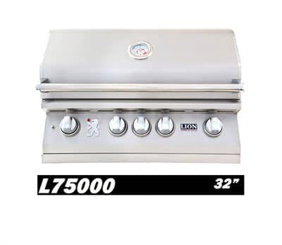 Lion BBQ Premium Grill, model L75000 size 32in.