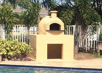 Forno Nardona's Rustico oven model.