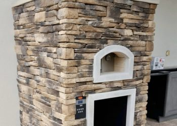 Nardona Firenze wood-fired pizza oven for residential use